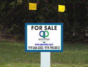 18x24 Commercial Property For Sale Signs