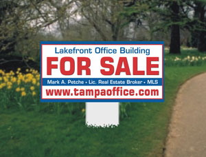 2x4 Property For Sale Real Estate Signs