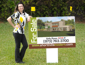 3x4 Real Estate Property Sign