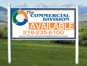 4x8 Commercial Signs