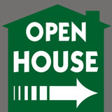 Open House Directional Sign 2