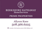 Berkshire Hathaway Custom Sign Design