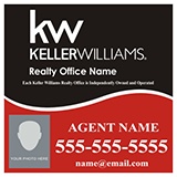 keller williams real estate signs custom keller williams realty